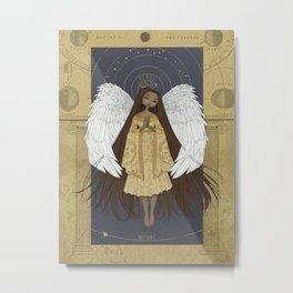 Celestial Angel Metal Print