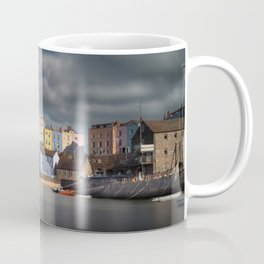 Tenby harbour Pembrokeshire Coffee Mug