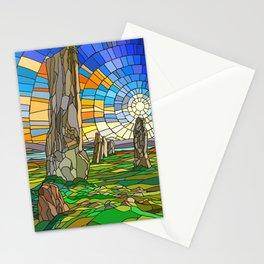 Calanais Sunset Stationery Cards