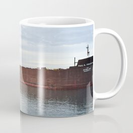 Paul R Tregurtha Coffee Mug