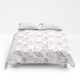 Stanley Pines Pattern Comforters