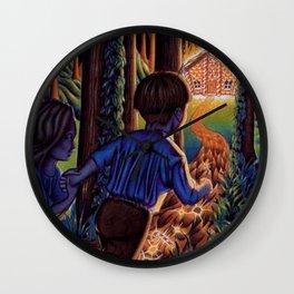 Hansel and Grethel/Hansel and Gretel Wall Clock