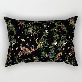 Monkey World Rectangular Pillow