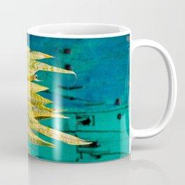 Blue Green Gran Canaria Colors Coffee Mug