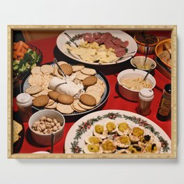 Appetizing Feasts #1 Serving Tray