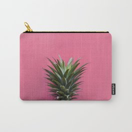 Pink Pineapple Carry-All Pouch