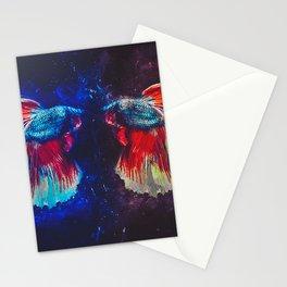 HM Betta Fish Stationery Cards