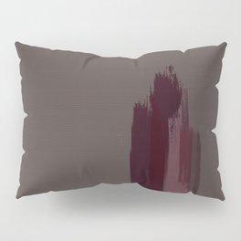 """""""Cherry / Rose Gold Porstroke (Pattern)"""" Pillow Sham"""
