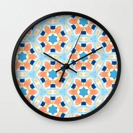 Moroccan Pattern V1 #society6 #decor #buyart Wall Clock