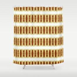 Eclipsemod7 Shower Curtain
