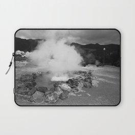 Hot spring Laptop Sleeve