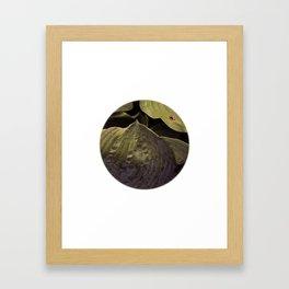 Leaf No. 8 Framed Art Print