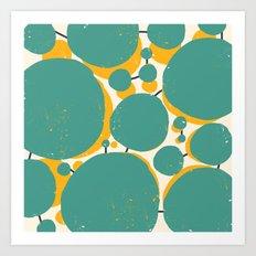 Alveoli Art Print