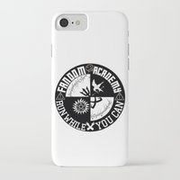 fandom iPhone & iPod Cases featuring Ultimate Fandom Academy by Thg Fashion