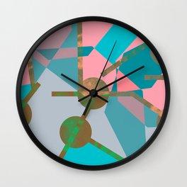 ART DECO GLAM 1 Wall Clock