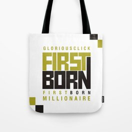 firstborn Tote Bag