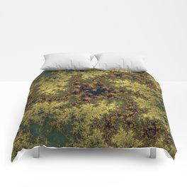 Fractal Triskele Comforters