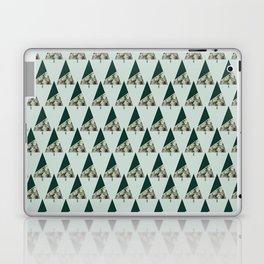Green Xmas #society6 #green #xmas Laptop & iPad Skin