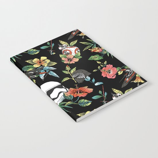 The Floral Awakens Notebook
