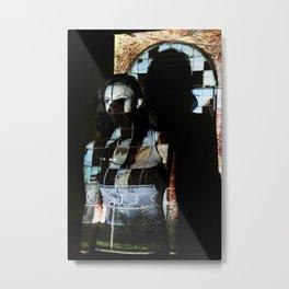 Fragmentia Metal Print