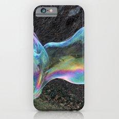 Colored Bubble iPhone 6s Slim Case