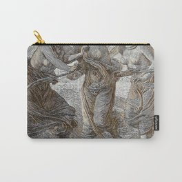 The Phorcydes - Elihu Vedder Carry-All Pouch