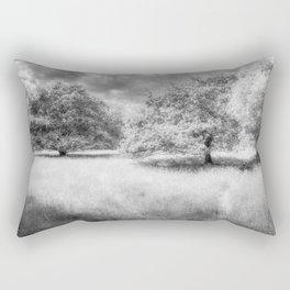 The Peaceful Meadow Rectangular Pillow