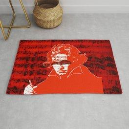 Ludwig van Beethoven · red10 Rug