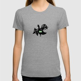 Pennsylvania - State Papercut Print T-shirt