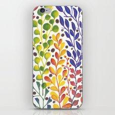 Spring vibes II iPhone & iPod Skin