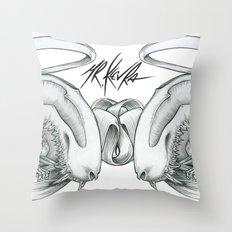 Klevra Peralta Throw Pillow