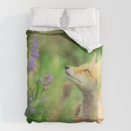 Close Encounters of the Fox Kind Comforters