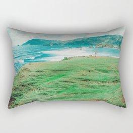 Ode to the Sea Rectangular Pillow