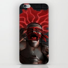 ATeNATiCa Cover Art iPhone Skin