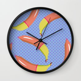 Banana - Sex education Wall Clock