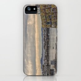 Sunbeam afternoon at Lanes Cove iPhone Case