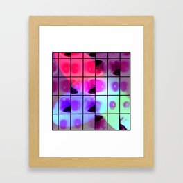 Spot Framed Art Print