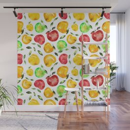 Forbidden fruit Wall Mural