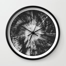 Sound of AURORA BOREALIS - 1 - Audiovisual Wall Clock