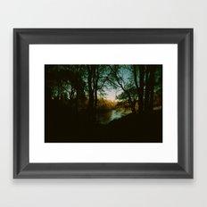 Central Park, NYC Framed Art Print