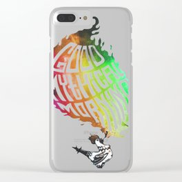 Good Mythical Morning Clear iPhone Case