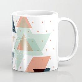Midcentury geometric abstract nr 011 Coffee Mug