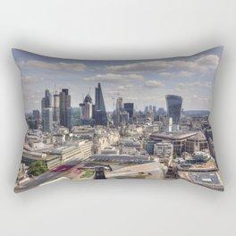 London Calling Rectangular Pillow