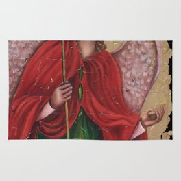 Archangel Gabriel Rug