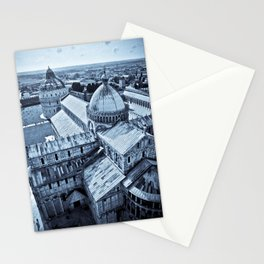 The Piazza dei Miracoli III Stationery Cards
