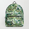 Leaf the jungle watercolor pattern by mmartabc