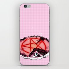 Mrs.Crowley's Old Fashioned Cherry Pie, Digital Version. iPhone & iPod Skin