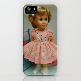 Vintage Chatty Cathy iPhone Case