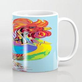 Fiesta Rooster Coffee Mug