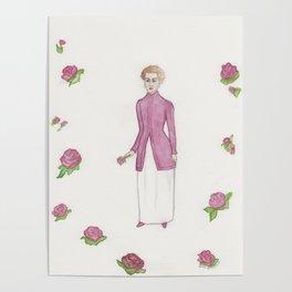 Madame La Rose Poster